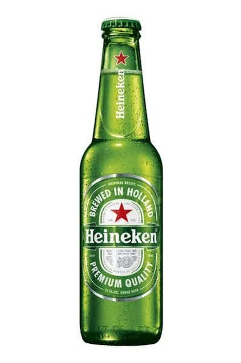 Heineken 6 pack bottles