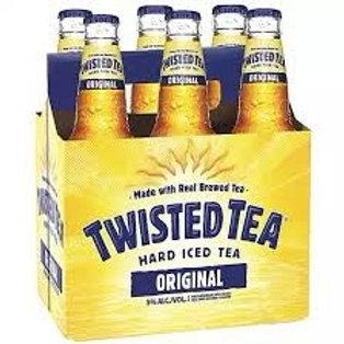 Twisted Tea 6 pack Bottles