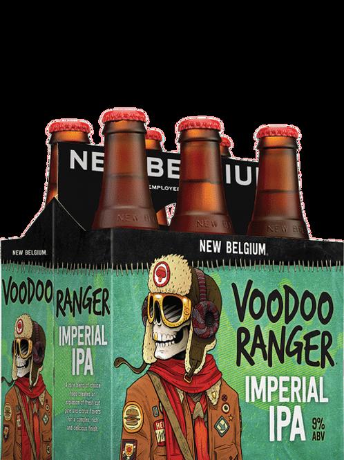 New Belgium Imperial IPA 6 pack bottles