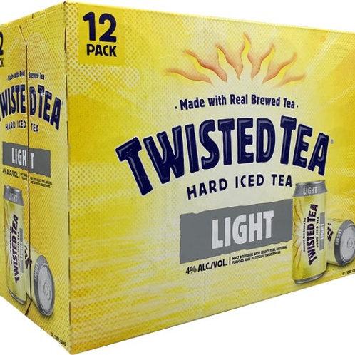 Twisted Tea Light 6 pack Bottles