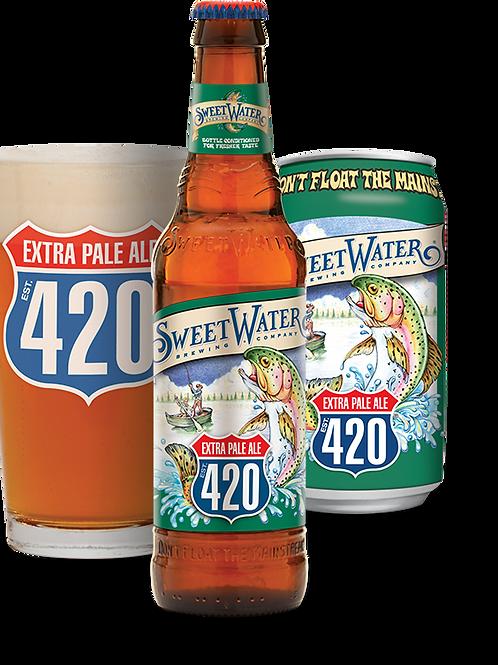 Sweetwater 420 IPA