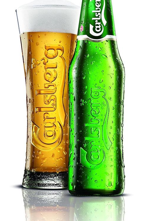 Carlsberg 6 Pack Bottles