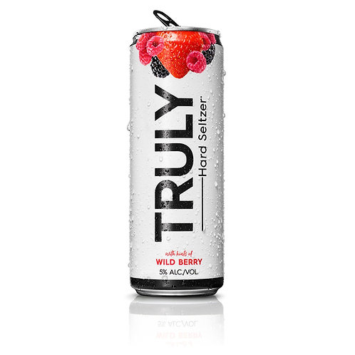 Truly Berry 6 pack cans