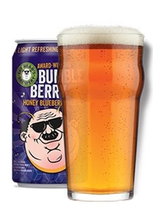Fat Heads Bumble Berry 15 pack cans