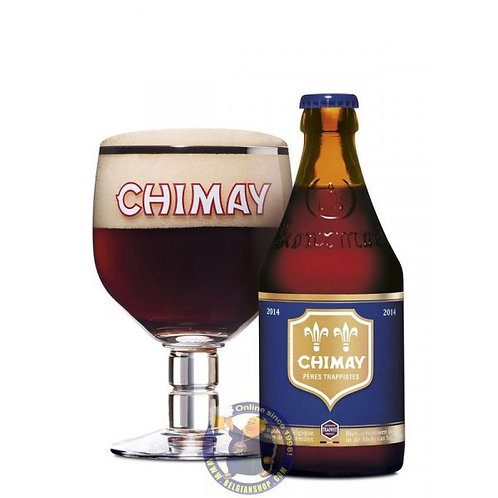 Chimay Blue 4 pack bottles