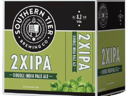 Southern Tier 2X IPA 12 pack bottles