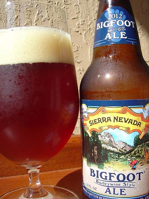 Sierra Nevada Bigfoot Ale 6 pack Bottles 2020 Edition
