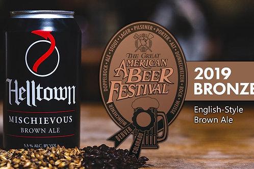 Helltown Mischievous Brown Ale