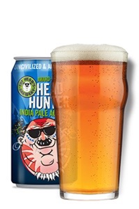 Fat Heads Head Hunter IPA 12 pack cans