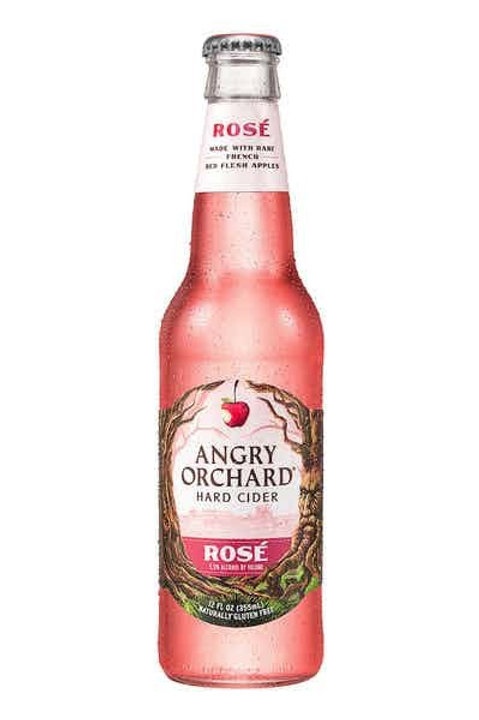 Angry Orchard Rośe 6 pack Bottles