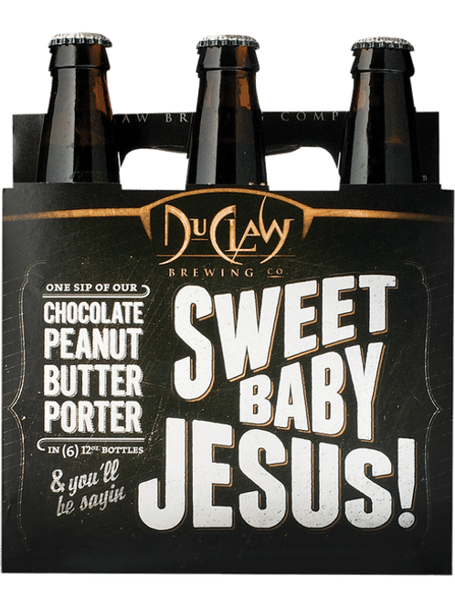DuClaw Sweet Baby Jesus 6 pack Cans