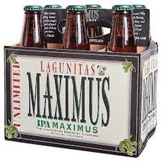 Lagunitas Maximus 6 pack bottles