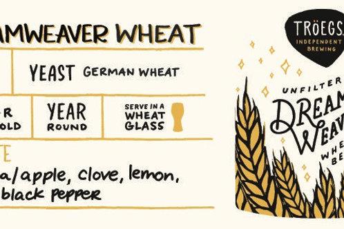 Troegs Dream Weaver Wheat 6 pack Bottles