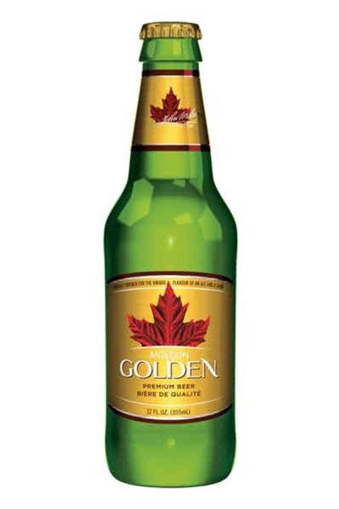 Molson Golden 6 pack Bottles