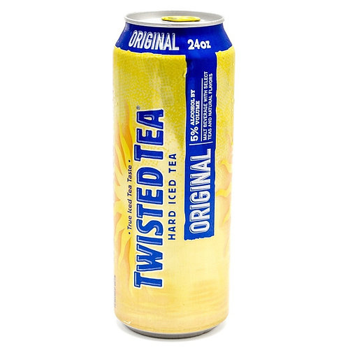 Twisted Tea 24oz Single can