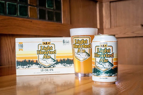 Bells Light Hearted IPA 6 pack cans