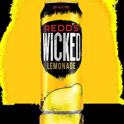 Redd's Lemonade 24oz Single can