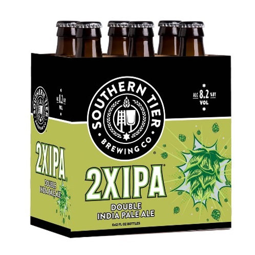 Southern Tier 2x IPA 6 pack bottles