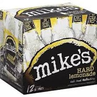 Mikes Lemonade 12 pack Bottles
