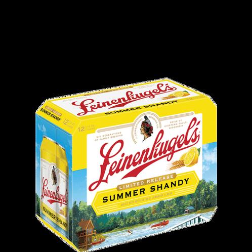Leinenkugel Summer Shandy 12 pack Cans