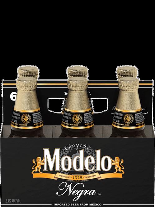 Negra Modelo 6 pack bottles