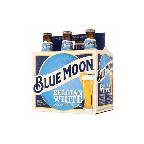 Blue Moon Belgian White 6 pack bottles
