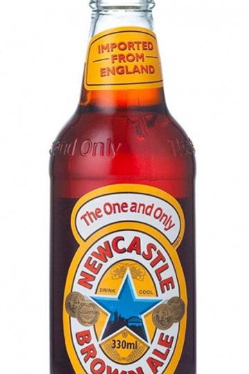 Newcastle Brown Ale 6 pack Bottles