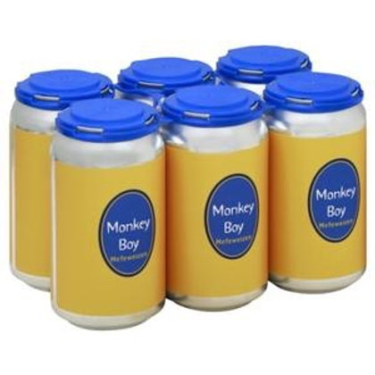East End Monkey Boy 6 pack cans