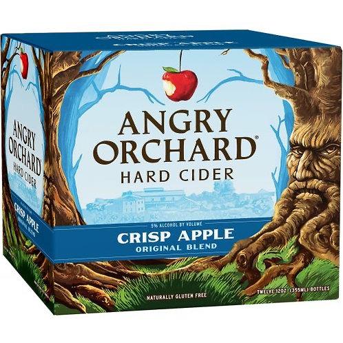 Angry Orchard Crisp Apple 12 pack Bottles