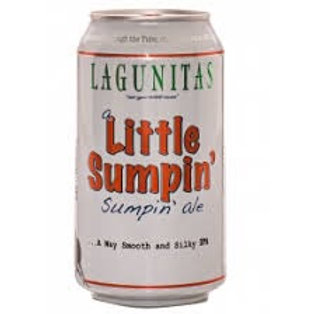 Lagunitas A Little Sumpin Sumpin Ale 6 pack cans
