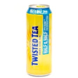 Twisted Tea Half & Half 24oz Single can