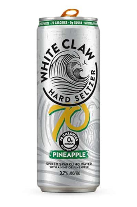 White Claw Pineapple 6 pack Cans