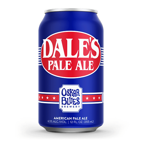 Dales Pale Ale 6 Pack Cans