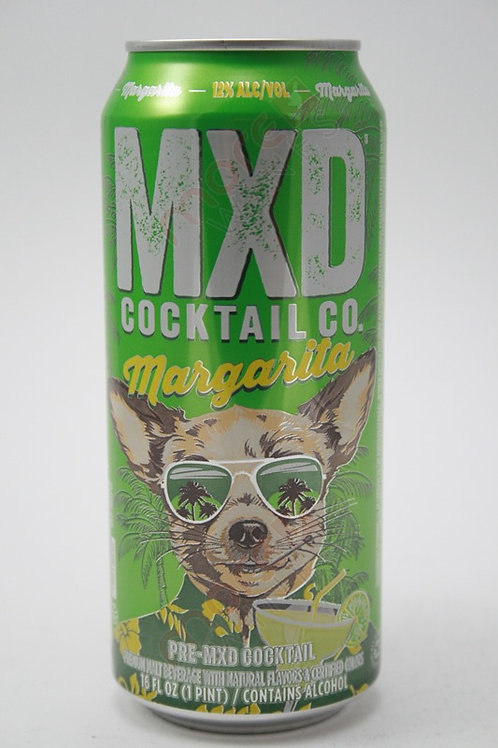 MXD Margarita 4 pack cans