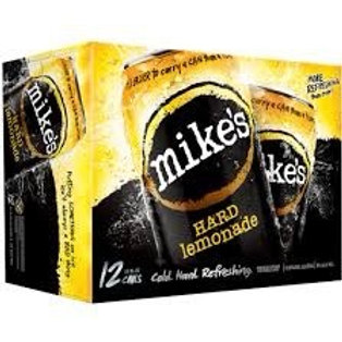 Mikes Lemonade12 pack Cans