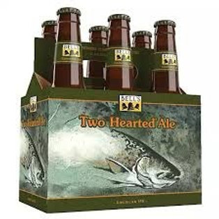 Bell's Two Hearted 6 pack bottles