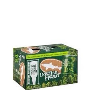Dogfish Head 60 minute 12 pack cans