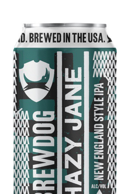 Brew Dog Hazy Jane 6 pack cans