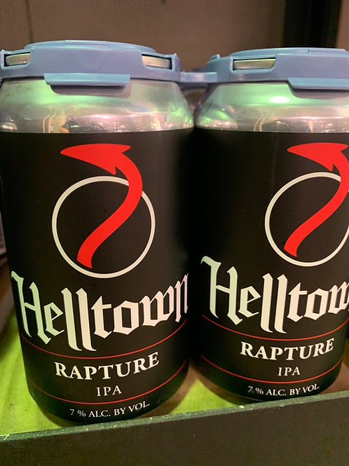 Helltown Rapture IPA 6 pack Cans