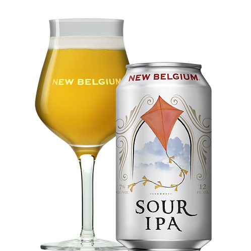 New Belgium Sour IPA 6 pack cans