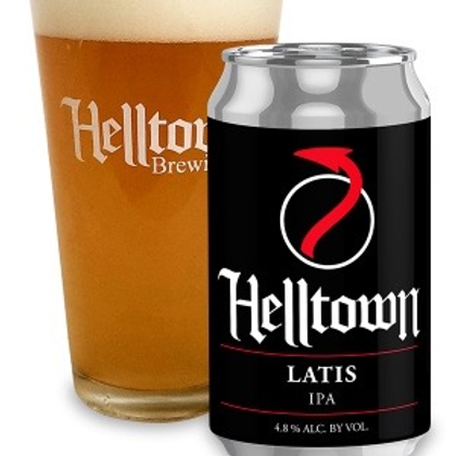 Helltown Latice IPA 6 pack Cans