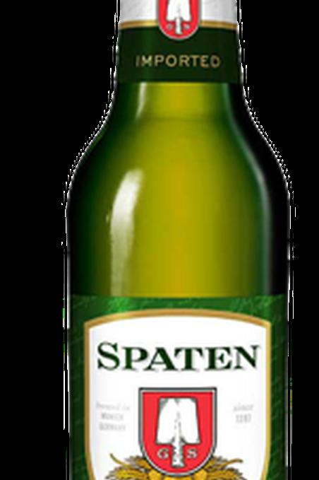 Spaten 6 pack Bottles