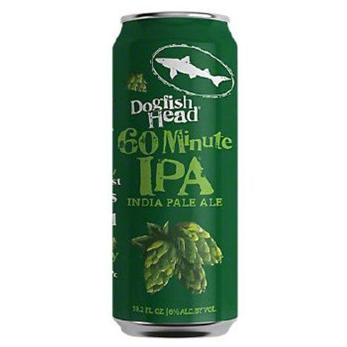 Dogfish Head 60 Minute IPA 19oz Single Can