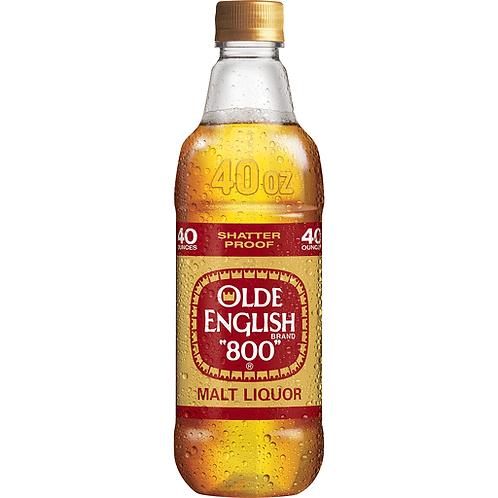 Old English 40oz Bottle