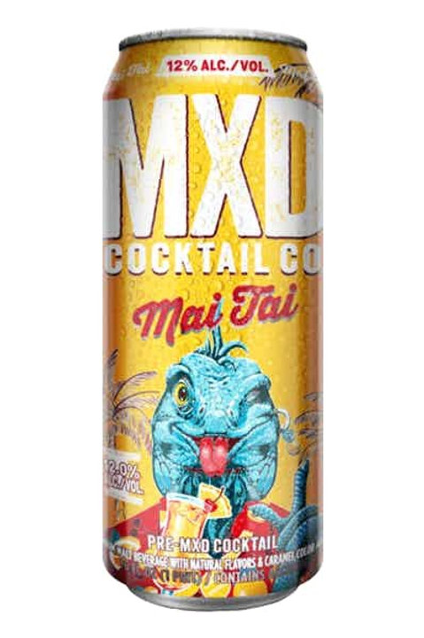 MXD Mai Tai 4 pack cans