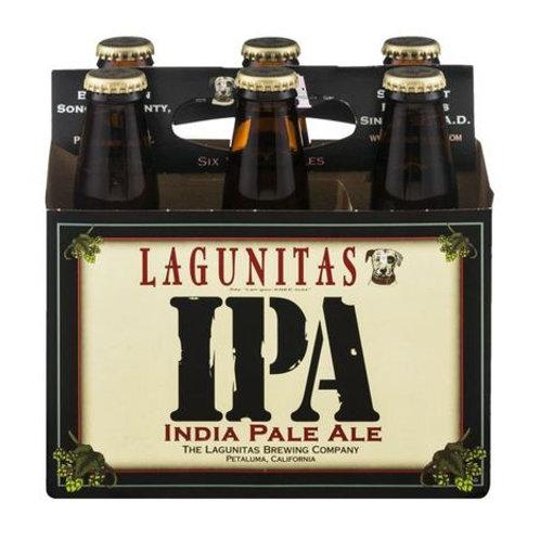 Lagunitas IPA 6 pack Bottles