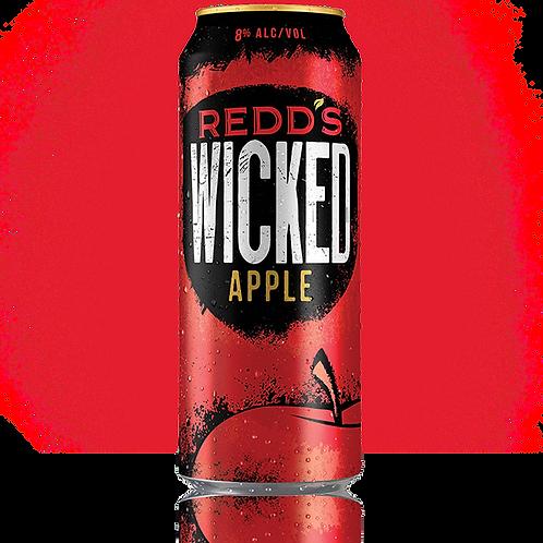 Redd's Apple Ale 24oz Single can