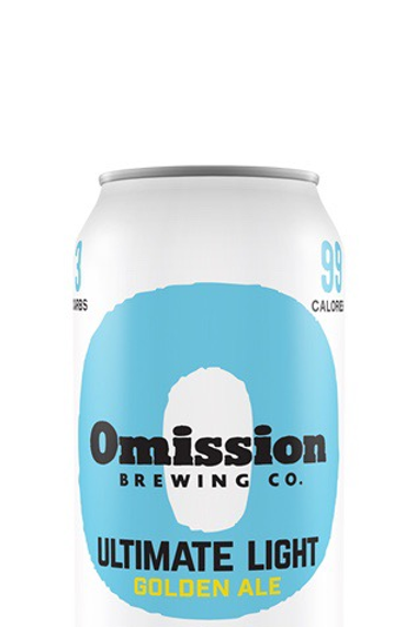 Omission Ultimate Light 6 pack cans