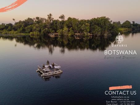 BOTSWANA: Explore & Discover