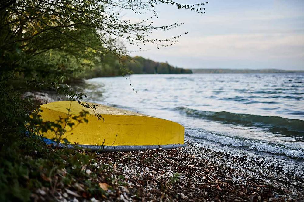 Familienausflug zum Starnberger See in Bernried